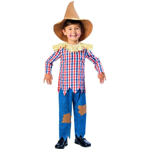 Scarecrow Child CostumeP